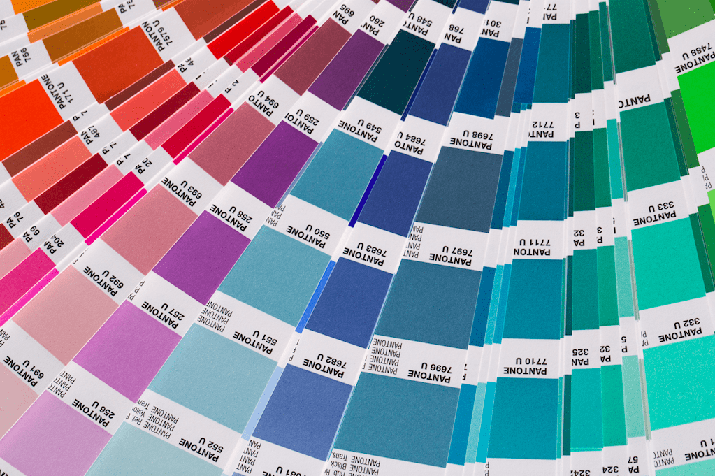Serigrafia Ink works pantone